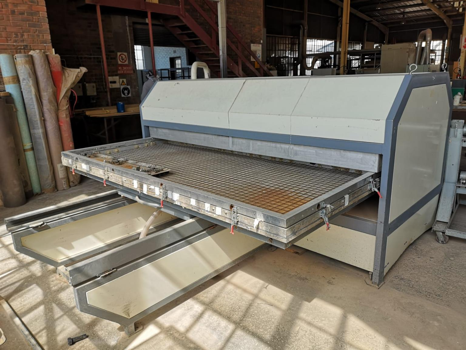 Vacuum Membrane Press For Sale