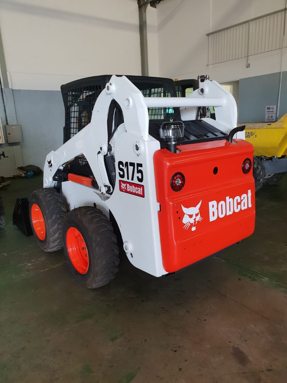 2008 Bobcat S175 for sale