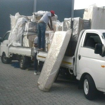 RISE AND SHINE MOVERS DELIVERIES RUBBISH COLLECTIONS AND TRUCK HIRE!