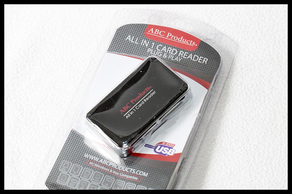 USB 2.0 Multi-Card Reader