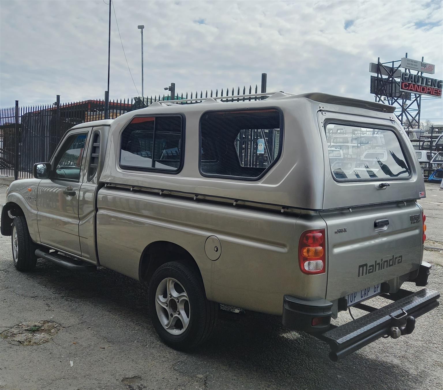 NEW MAHINDRA SCORPIO SINGLE CAB CANOPY FOR SALE