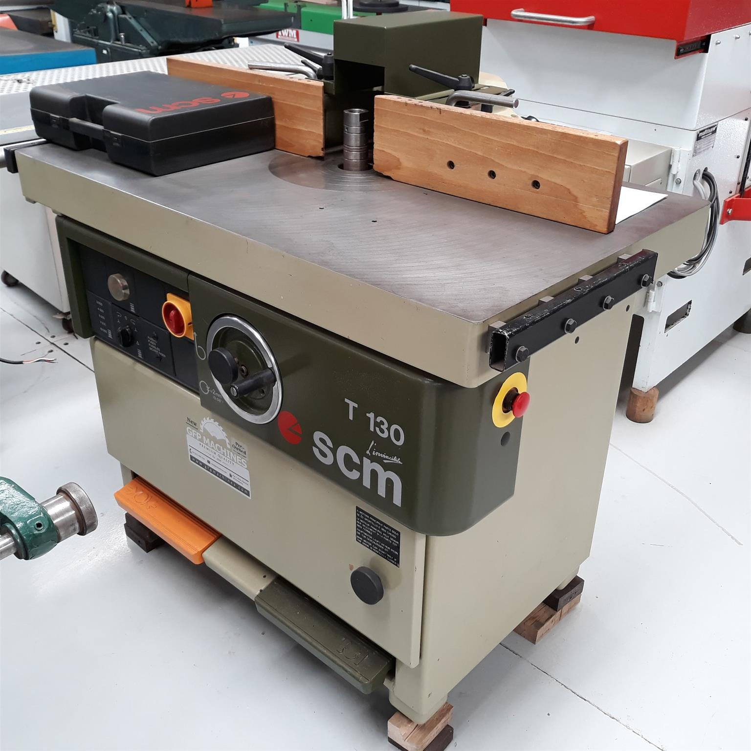 Second hand woodwork machines for sale