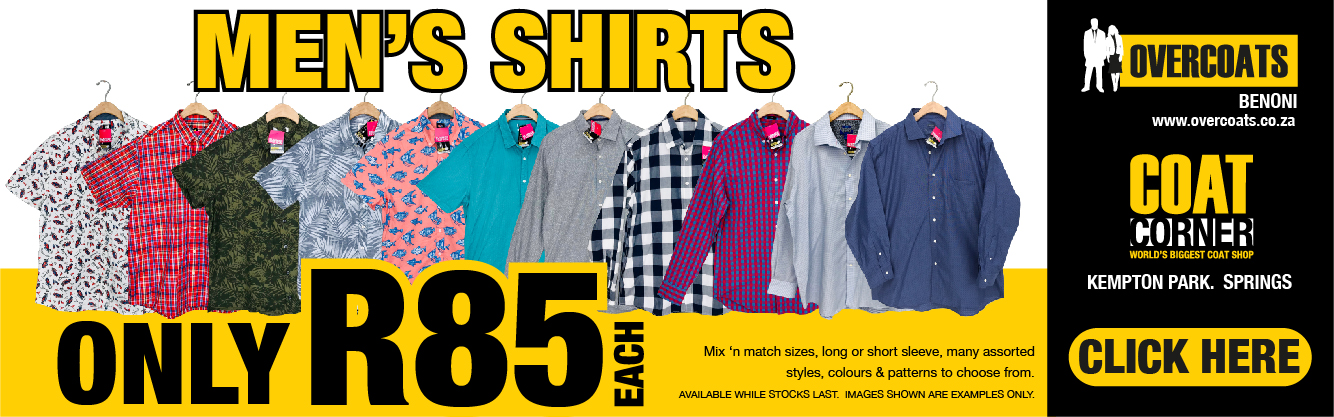 Early Bird Special Men's Shirts