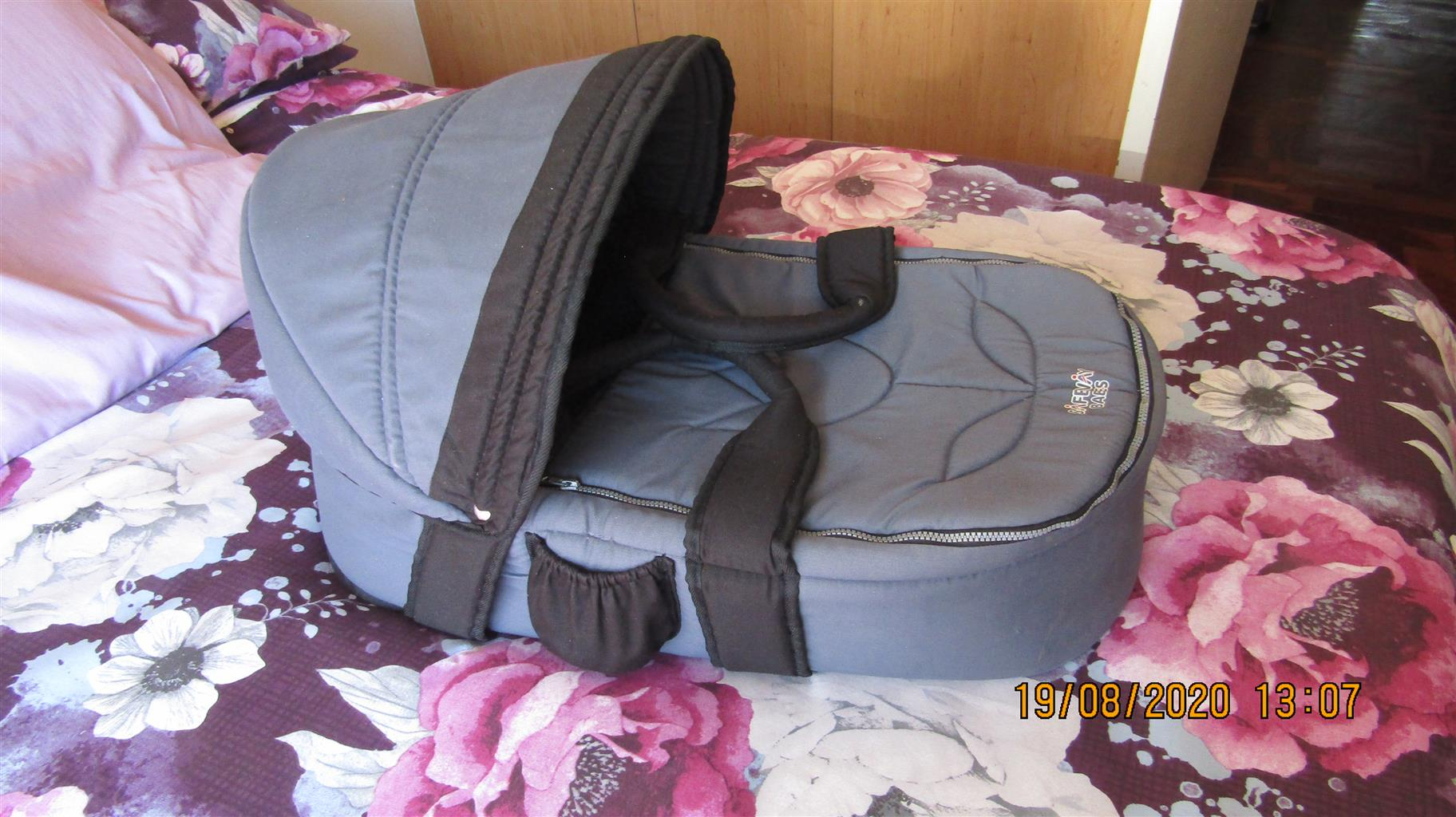 Beautiful Baby Carry Cot for sale