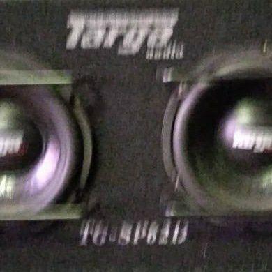 Targa twin 6 inch subwoofers