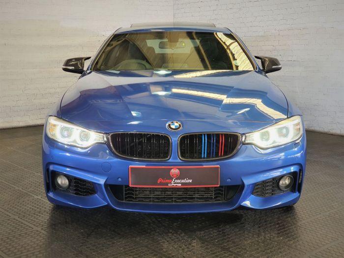 2014 BMW 4 Series 428i coupe auto