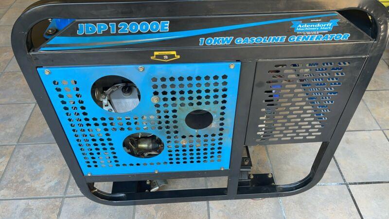 MAC AFRIC 12.5 kVA (10 KW) Standby Petrol Generator (230V)
