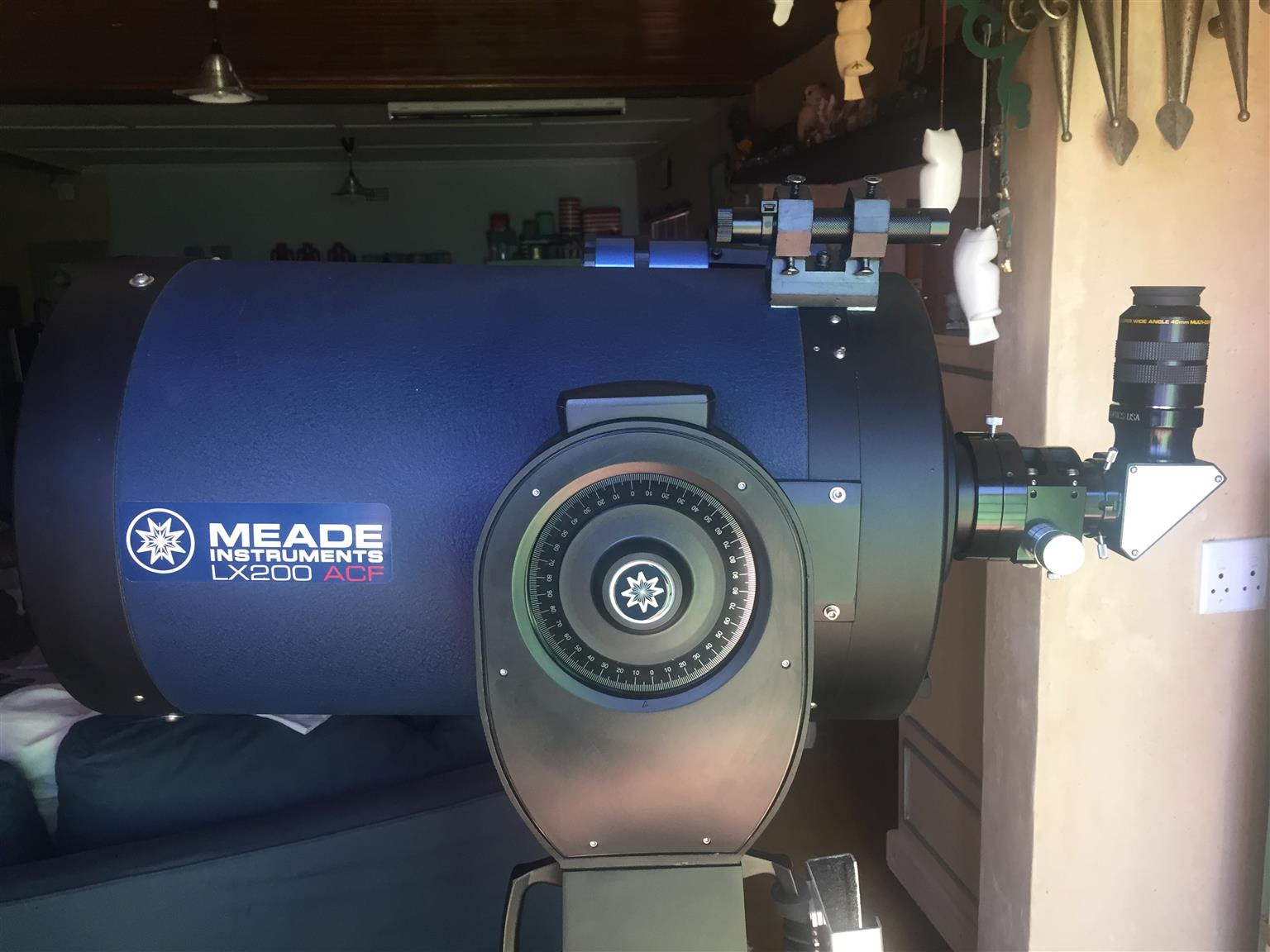 "Meade 12"" SCT GPS LX200 Telescope | Junk Mail"