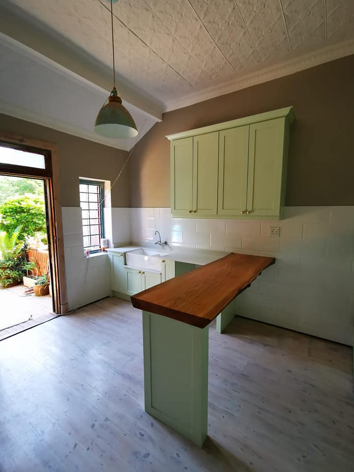 Kitchen Cupboards Shop Fitting