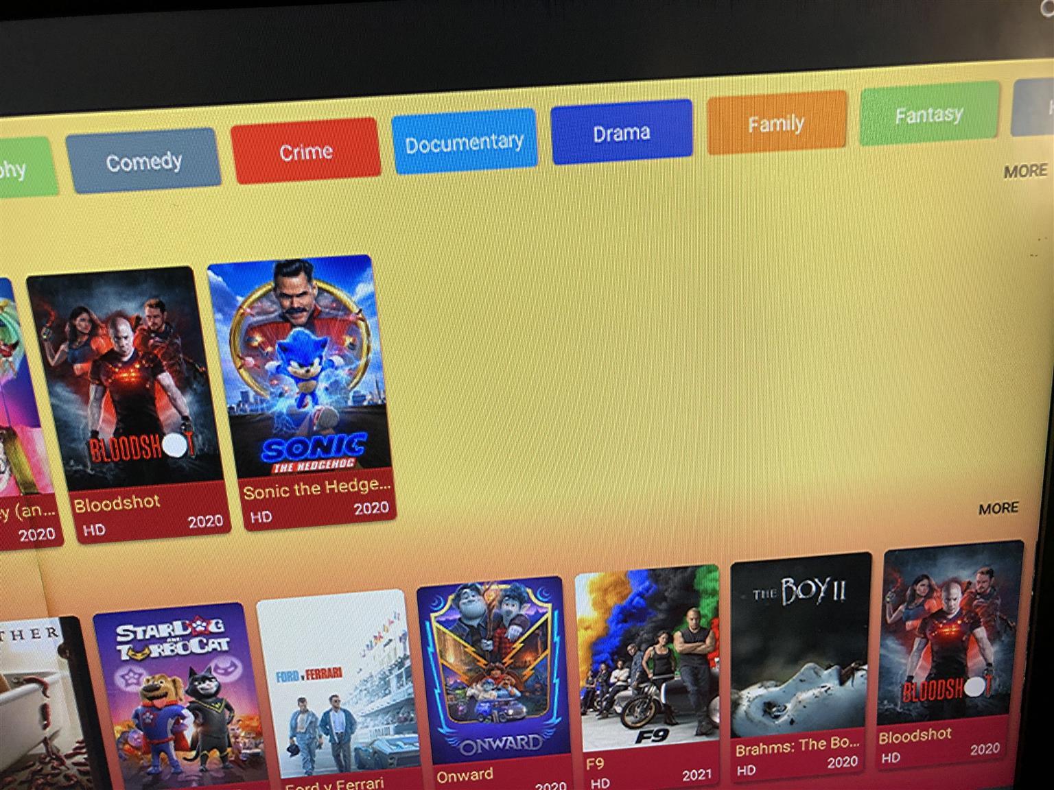 TV Box - Android Smart Box