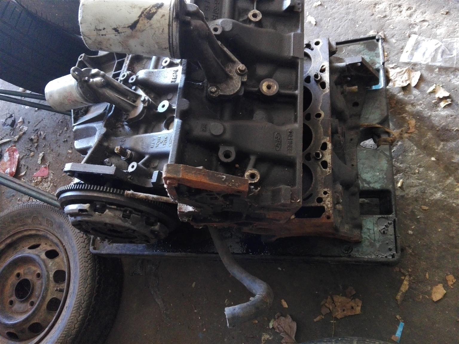Ford bantam Rocam half engine 1.3 and 1.6 for sale