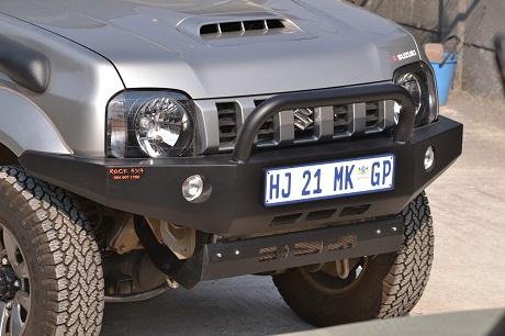 SUZUKI Jimny Replacement Bumper