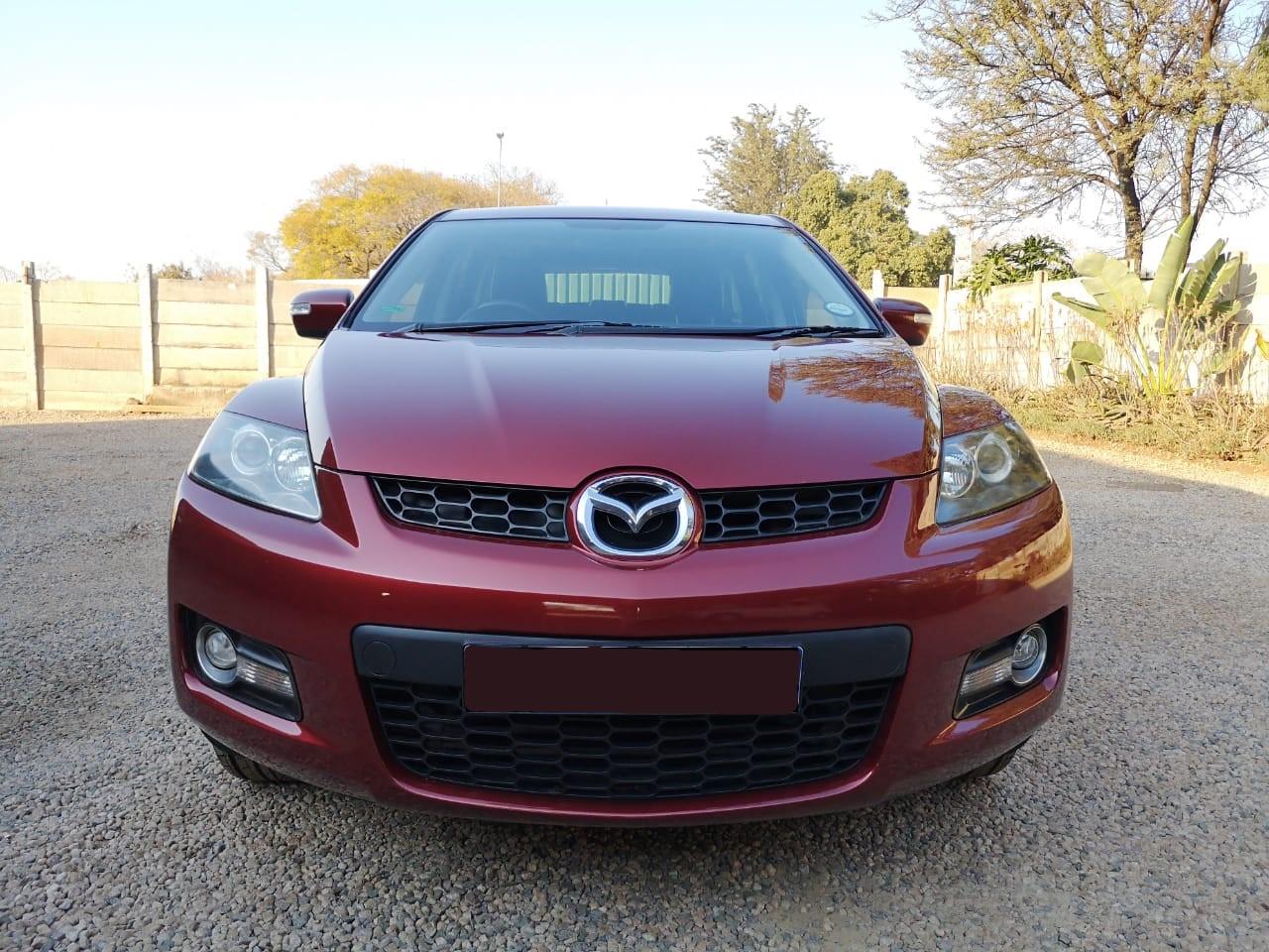 2009 Mazda CX-7 2.3T