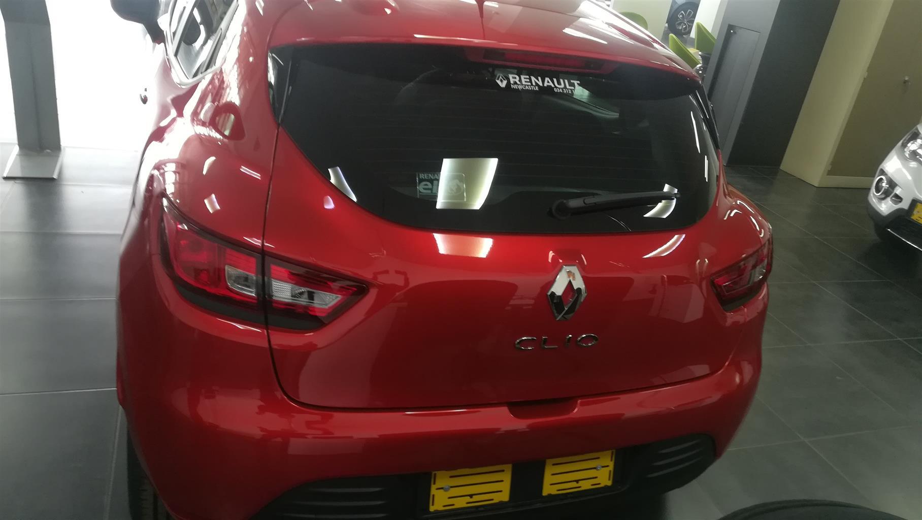 2019 Renault Clio 88kW turbo Expression auto