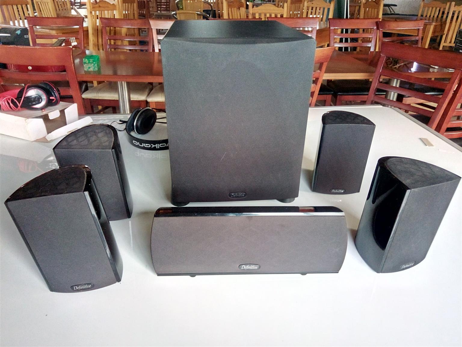 Definitive Technology - ProCinema 600 Speaker System