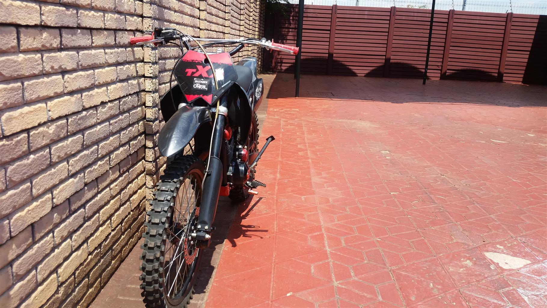 Zongshen 200cc 2013 for sale