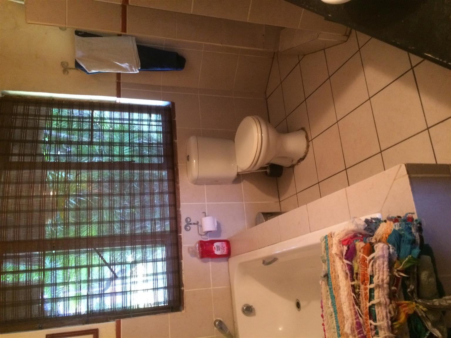 Westville room to let in upmarket house
