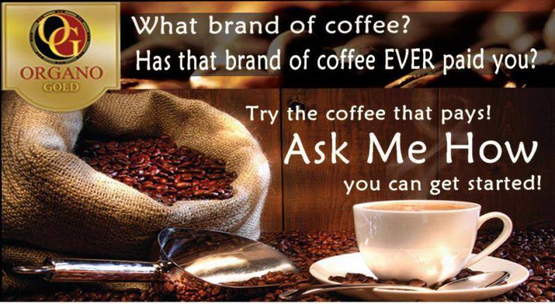 Organo Gold Business Opportunity