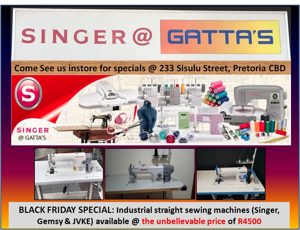 Sewing Machine Sale