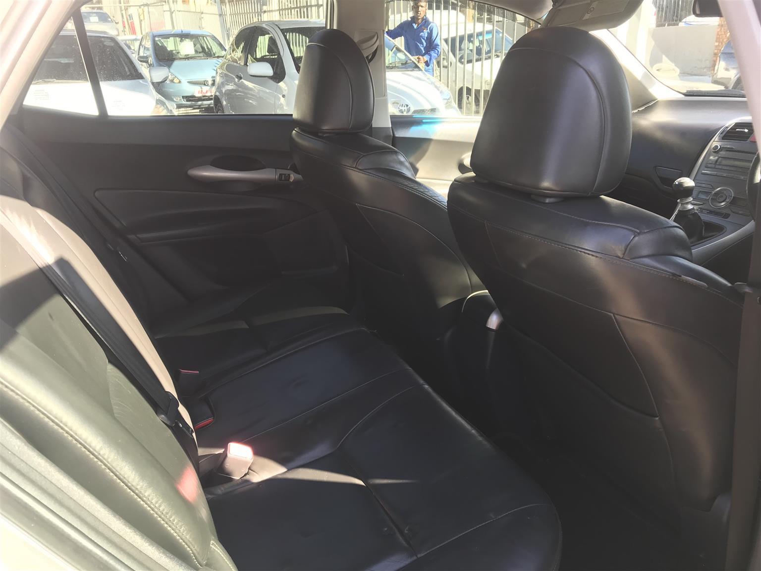 2009 Toyota Auris 1.8 RX