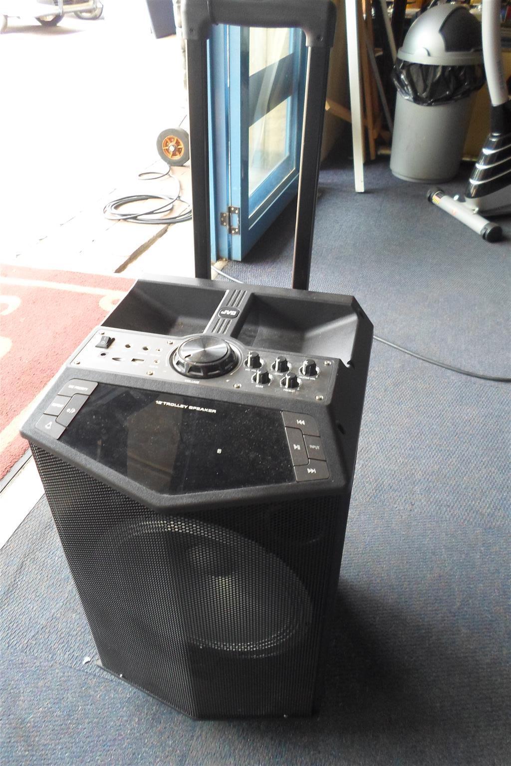 JVC Trolley Speaker