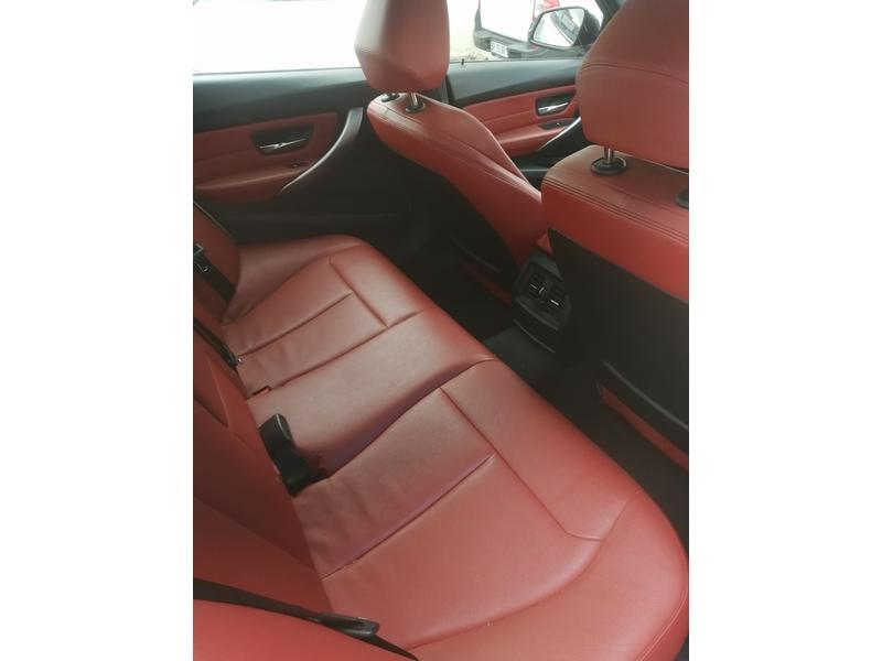 2013 BMW 3 Series 320d auto