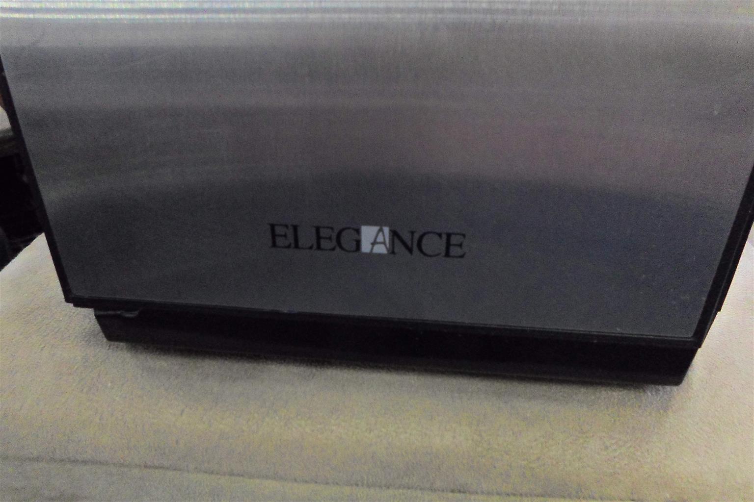 Elegance Ice Cream Maker