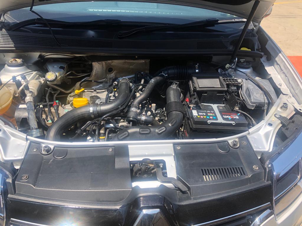 2017 Renault Sandero 66kW turbo Expression (aircon)