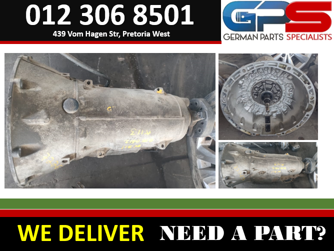 MERCEDES BENZ W211 PETROL 2003 AUTOMATIC GEARBOX FOR SALE