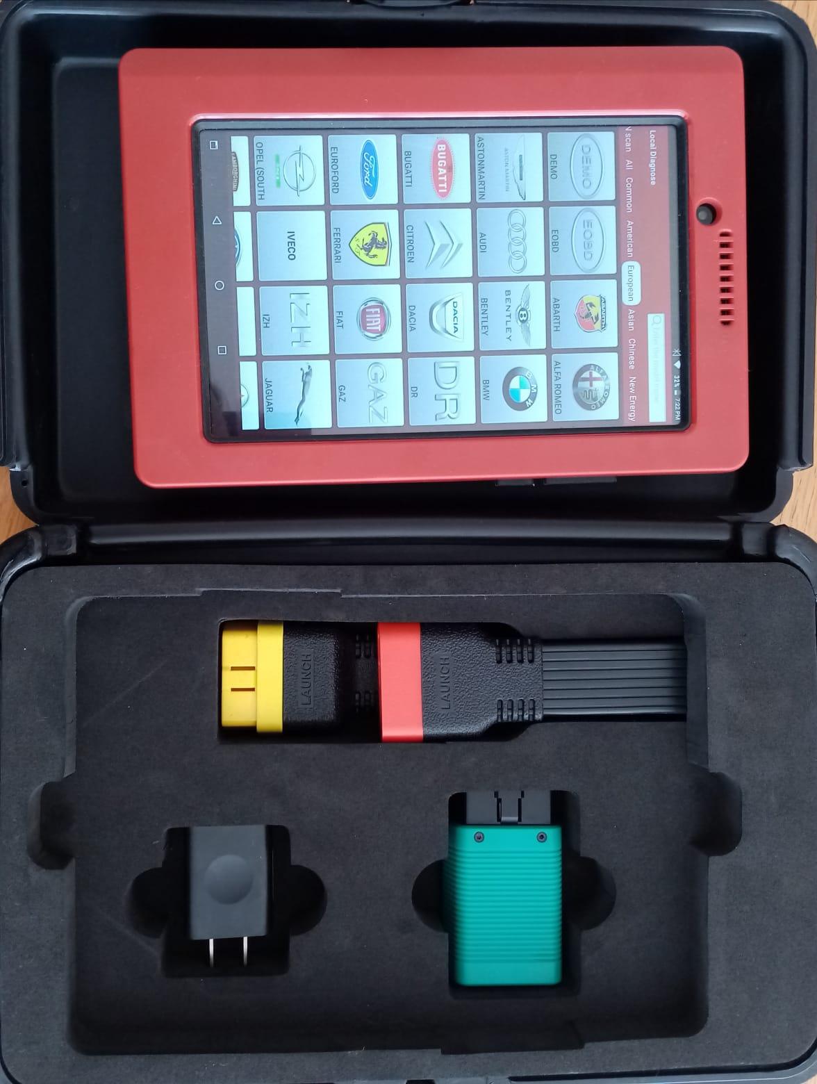 Diagnostic Tools