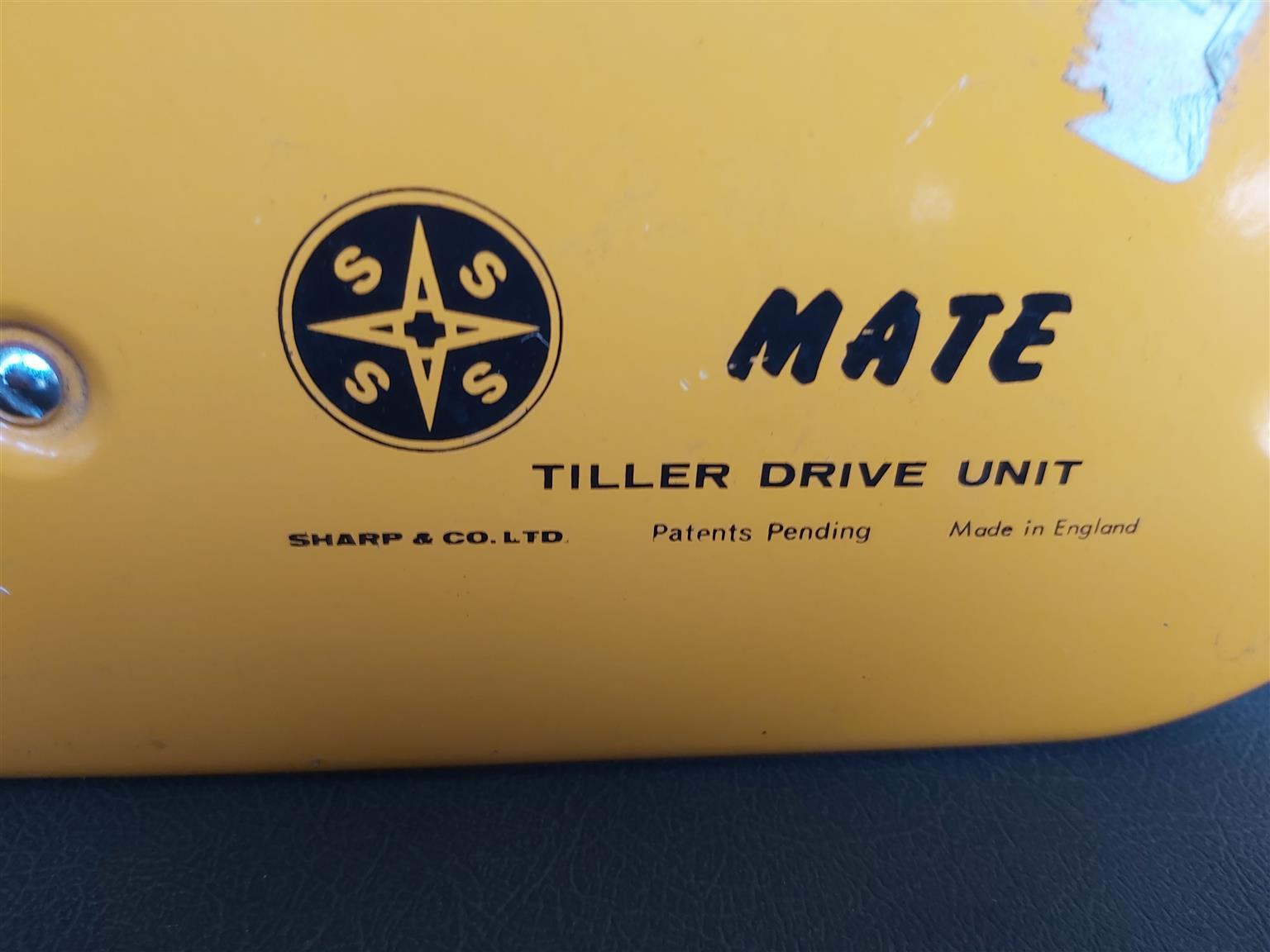 Automatic Tiller Pilot Mechanism