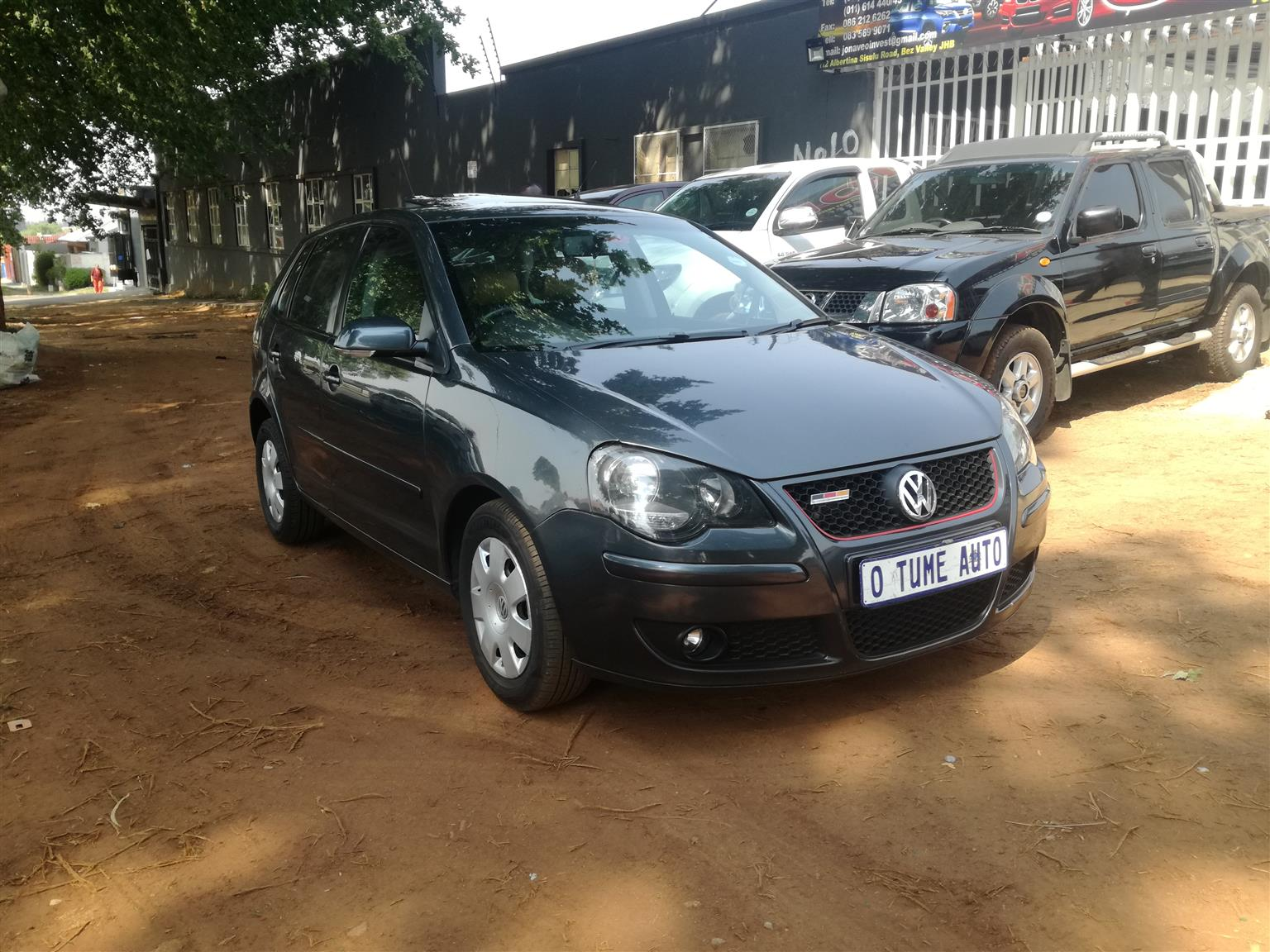 2009 VW Polo 1.9TDI 74kW Highline