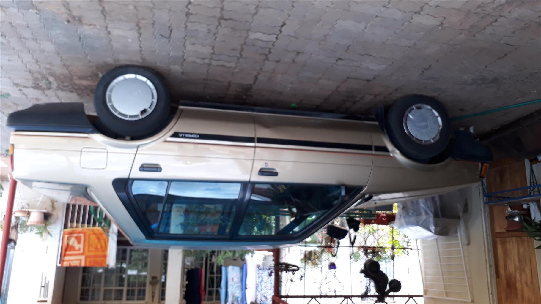 1984 Toyota Corolla 1.6 Advanced automatic