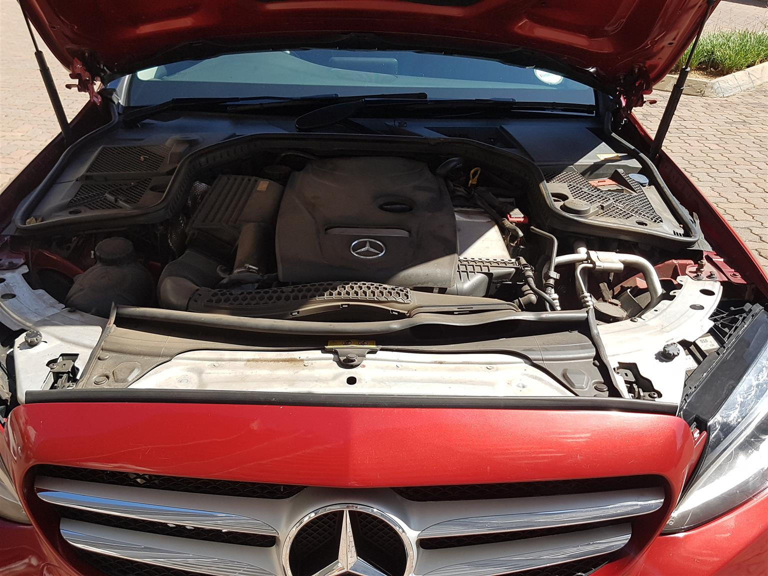 2014 Mercedes Benz C-Class sedan C200 A/T