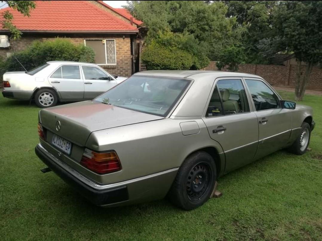 1991 Classic Cars Mercedes-Benz