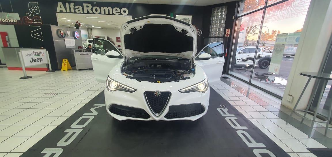 FOR SALE : 2019 Alfa Romeo Stelvio 2.0T Super Q4
