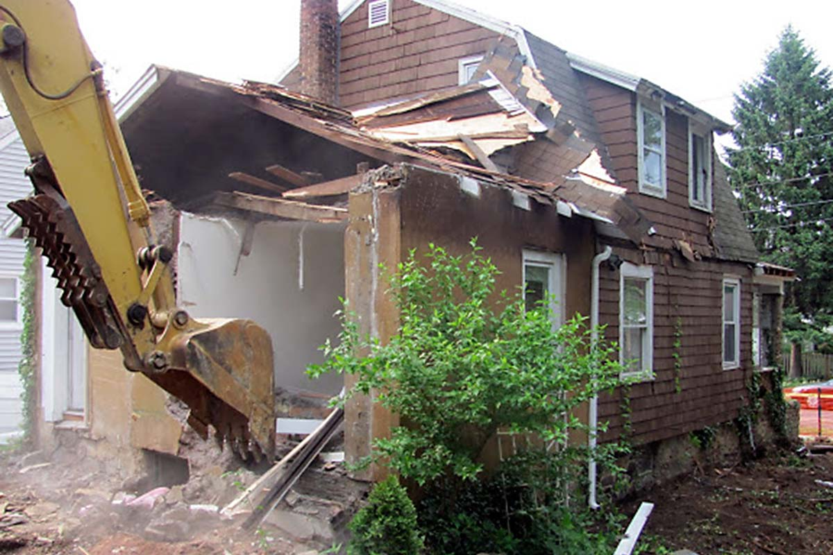 Rabble removal/Demolition & Site clearance Etc.
