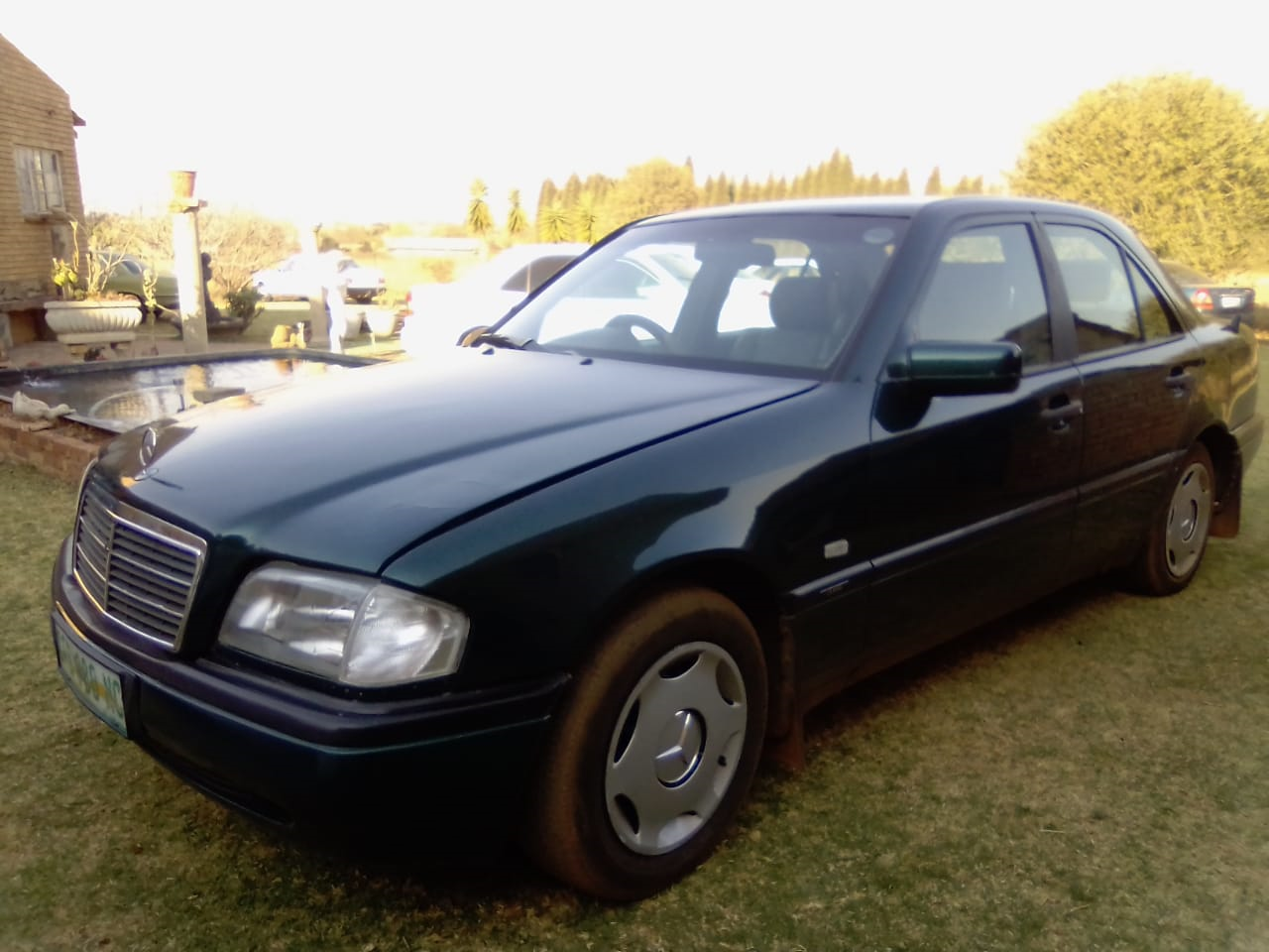 1996 Mercedes Benz C-Class C250 Edition C