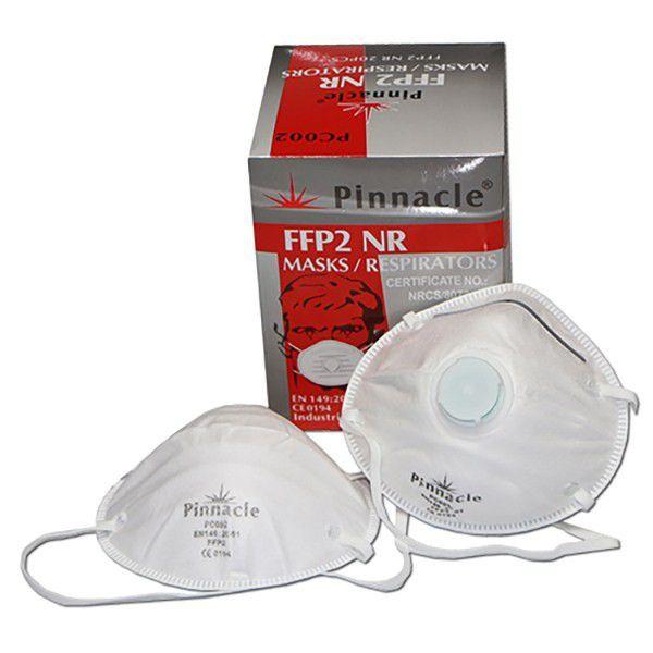 Pinnacle FFP2 NR Face Mask
