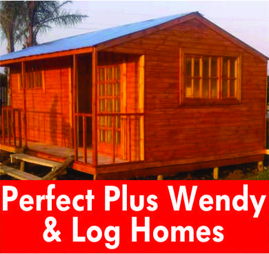 PERFECT PLUS WENDY HOUSES AND LOG HOMES SPECIAL OFFERS