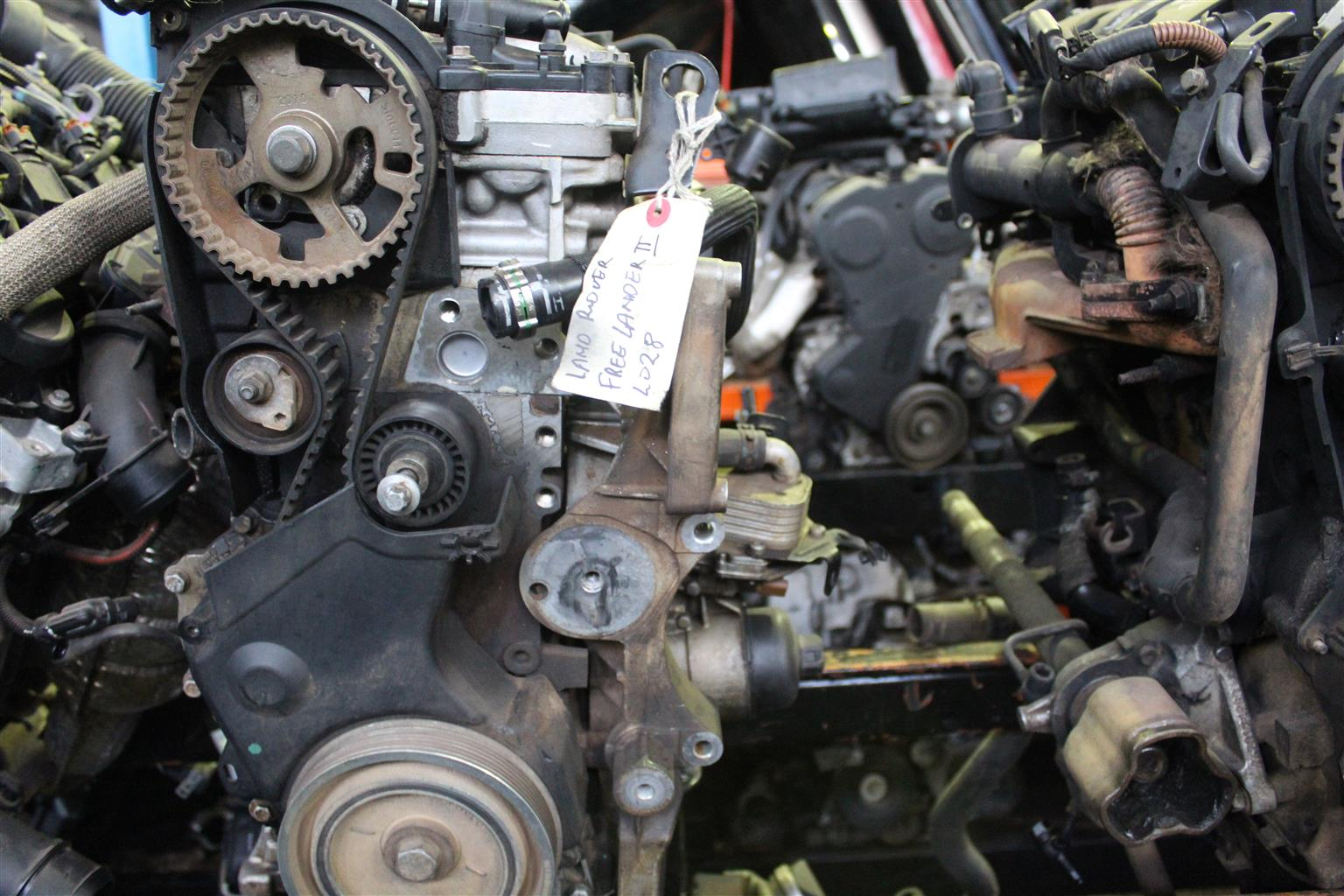 LAND ROVER FREELANDER ENGINE FOR SALE