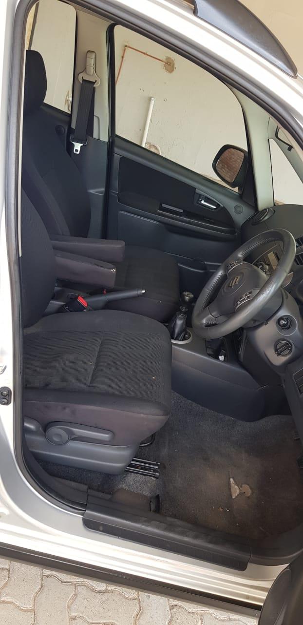 2011 Suzuki SX4 2.0