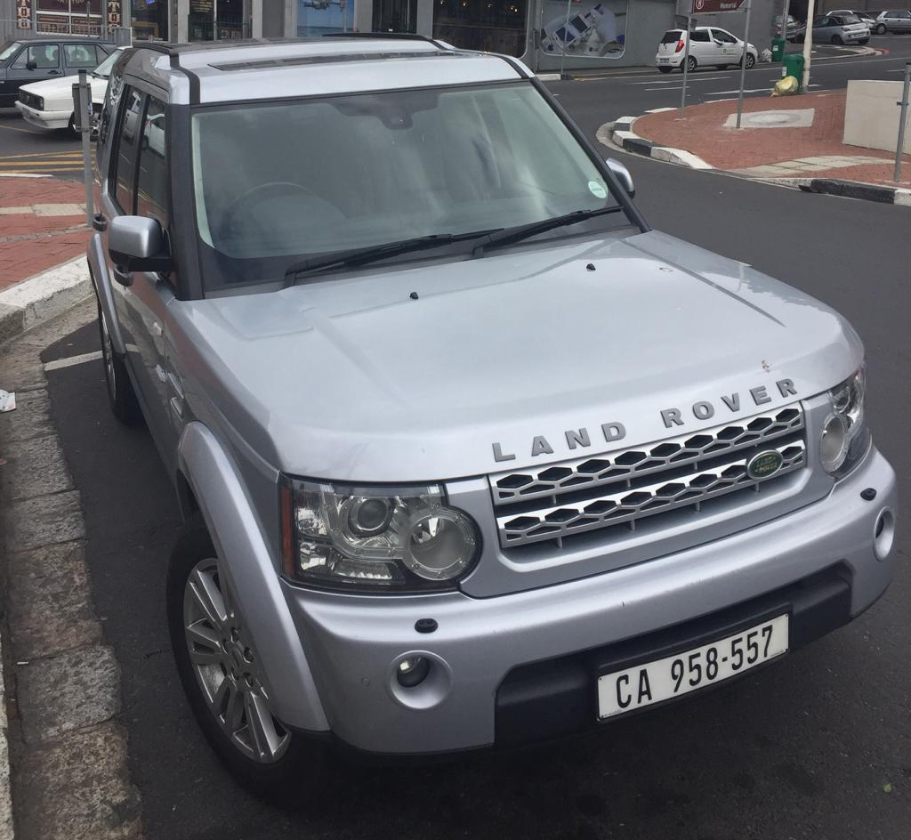 2010 land rover discovery 4 v8 hse   junk mail