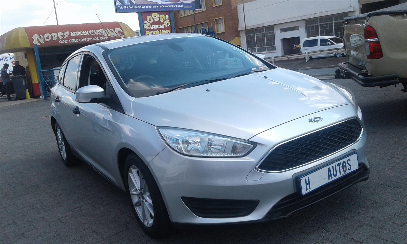 2015 Ford Focus hatch 1.0T Trend