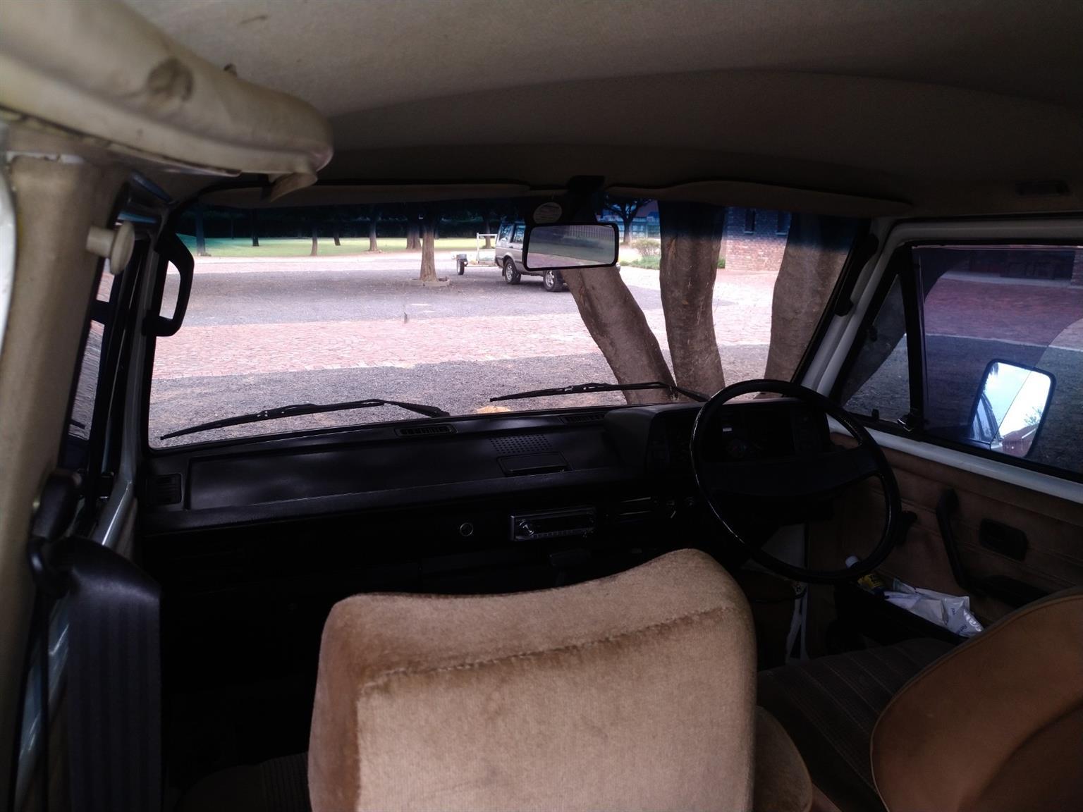 1983 Mikrobus Oettinger