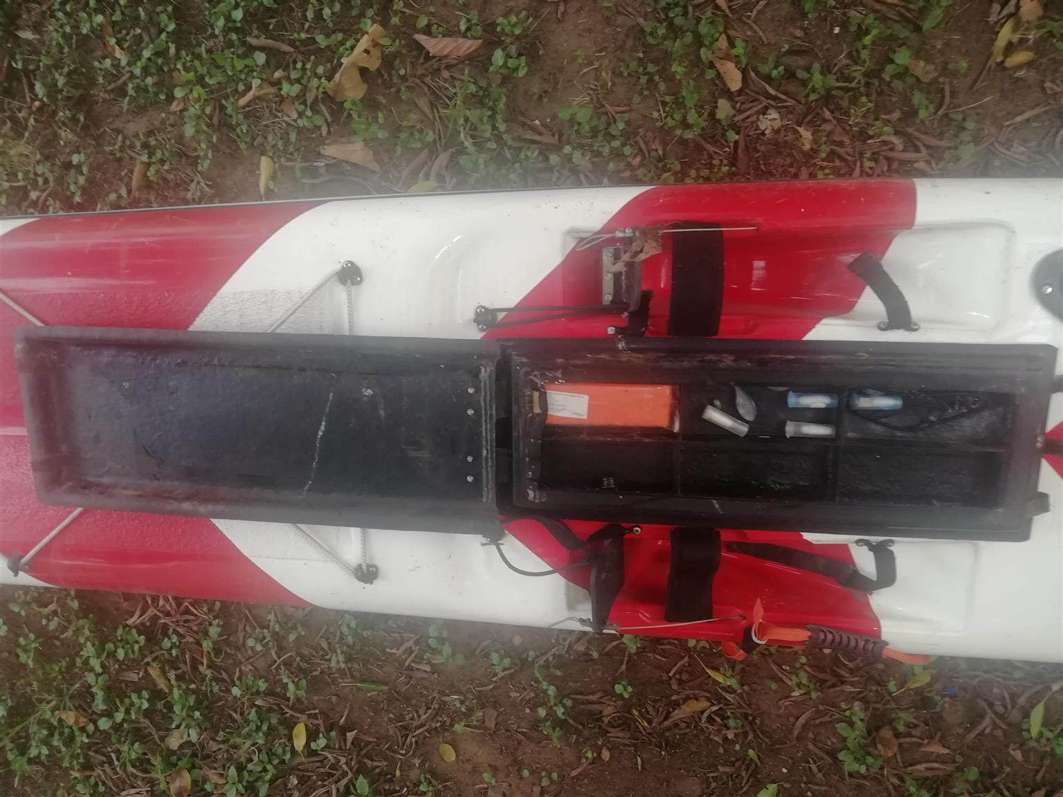 Neptune fishing kayak fully equipped