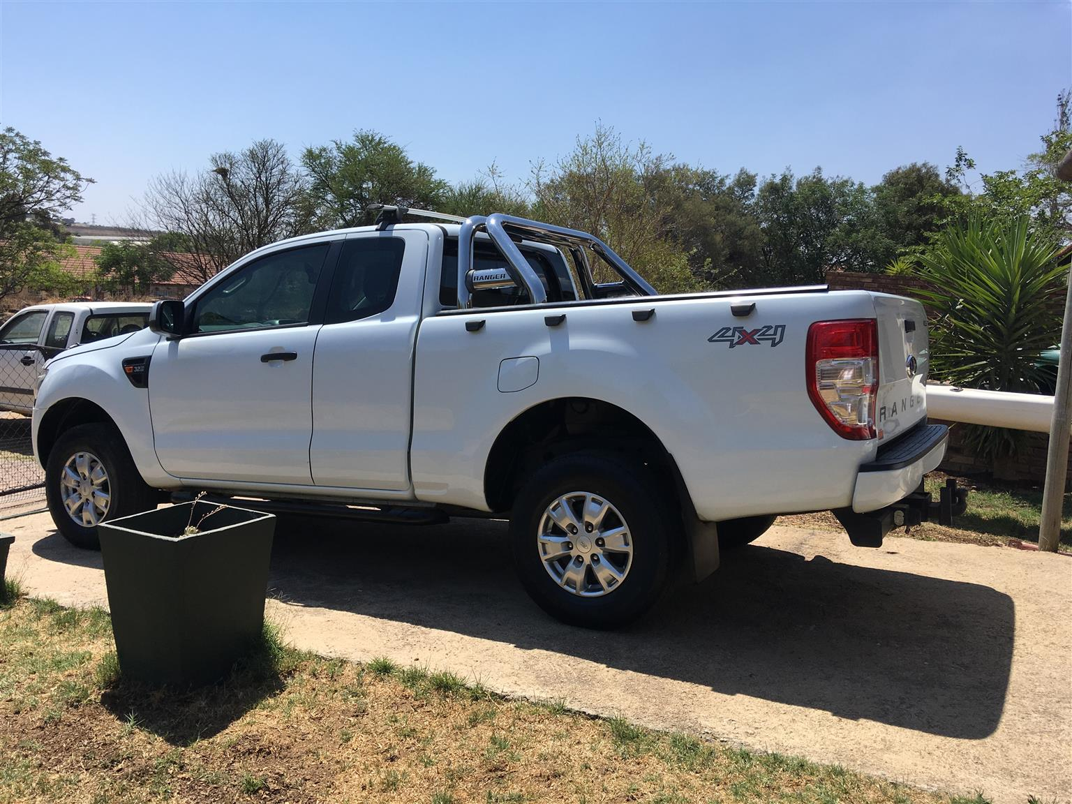 2013 Ford Ranger 3.2 SuperCab 4x4 XLS