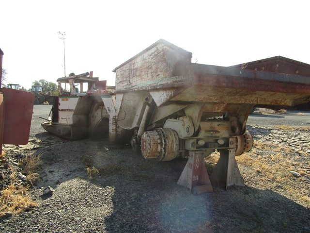 SANDVIK EJC Articulated Dump Truck - ON AUCTION