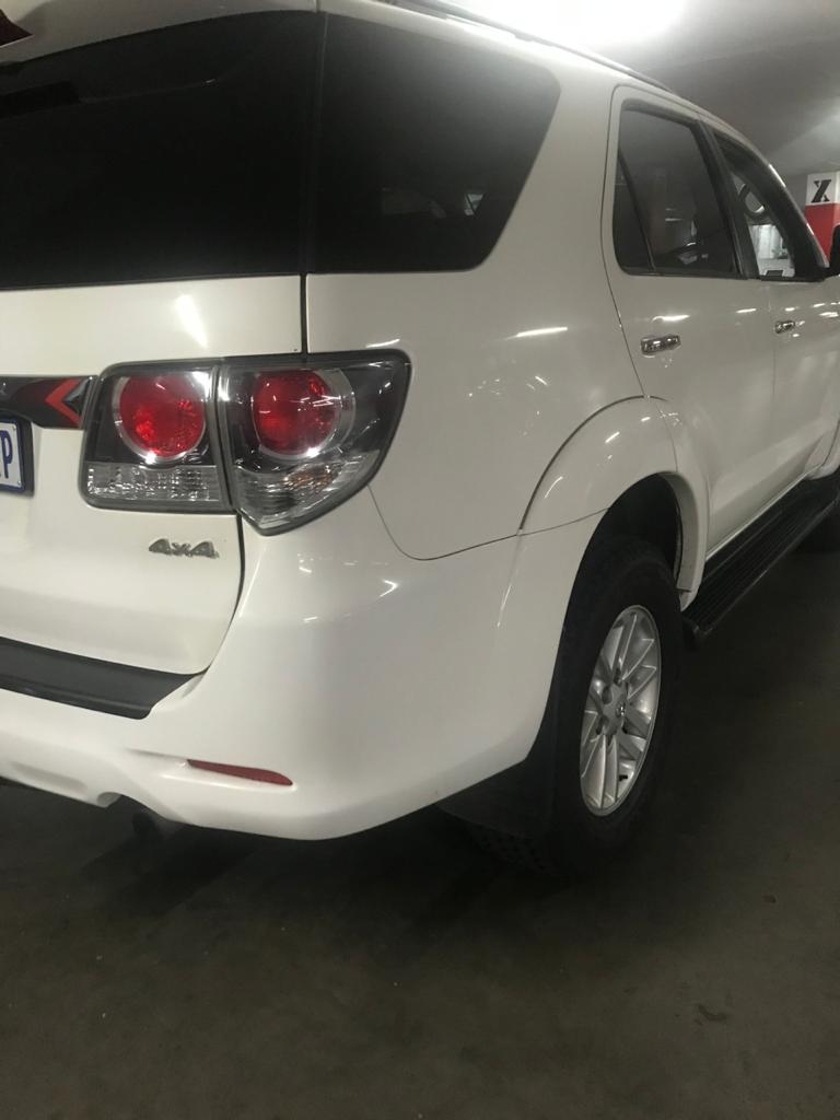 2011 Toyota Fortuner 4.0 V6 4x4