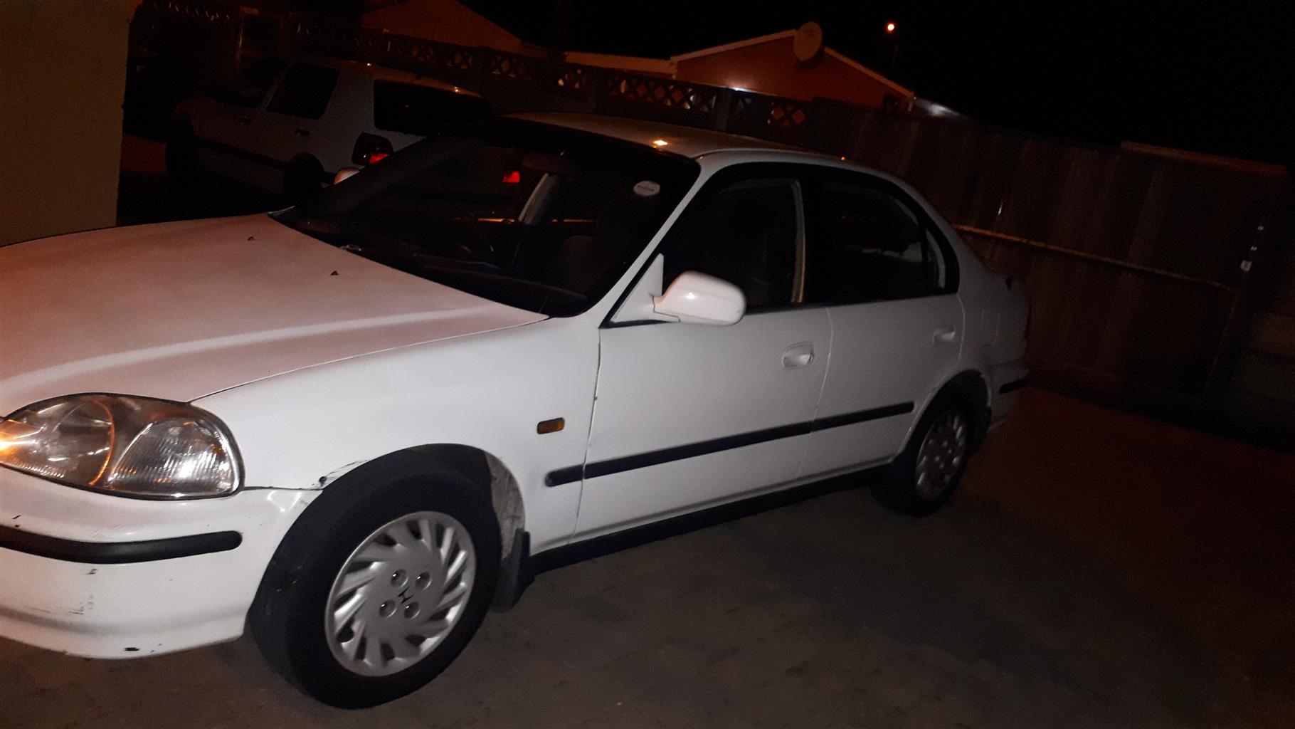 1997 Honda Ballade 1.5 Comfort automatic
